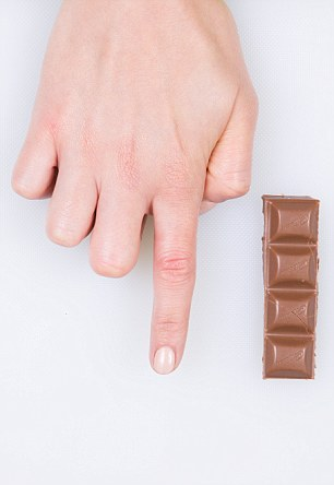 "Alt=""porzione cioccolato"""